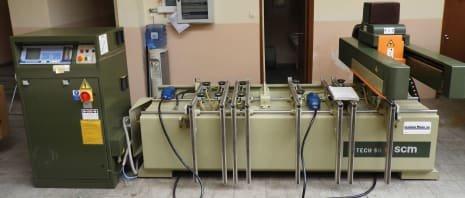 Centro de Mecanizado CNC SCM TECH 90