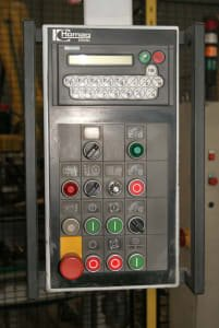 Seccionadora Automática HOMAG OPTIMAT CH-03/38/25