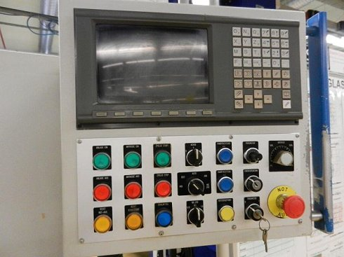 Worm and Thread Milling Machine