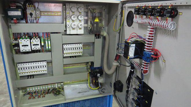 Generador de agua caliente