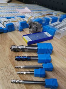 TOTIME Milling Tools, Milling Heads and Inserts