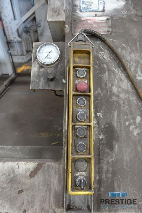 Prensa de rueda hidráulica