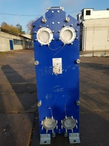 ALFA LAVAL M15-MFM 100 kW Heat Exchanger