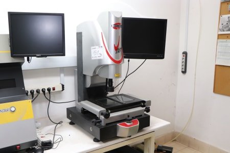 STANDARD VISUAL 250 Optical measuring device