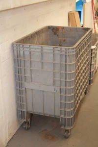 Industrial bins