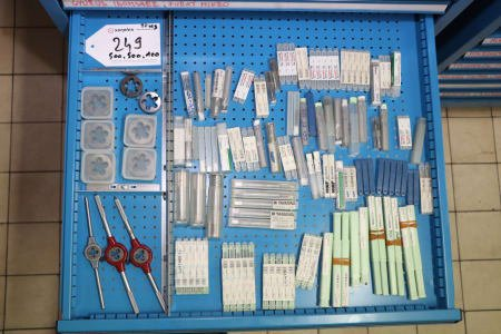 Lot Thread Cutting Set