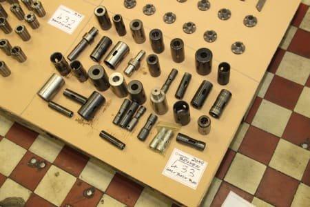 Lot Lathe Accessories