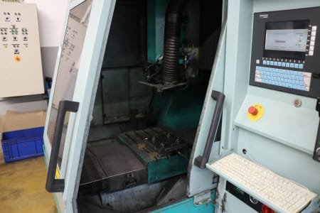 Centro de mecanizado de alta velocidad DIGMA 500 GC