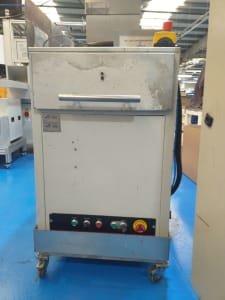 Máquina de marcado láser de fibra MACSA F-9070