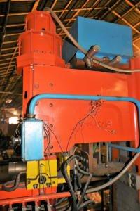 BECADI (LANGUEPIN) Multi-spot welding press