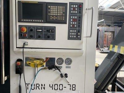 Torno CNC WEMAS Turn 400/78