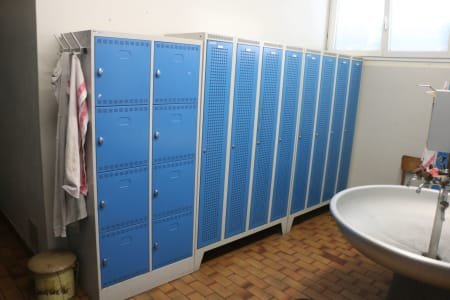 LISTA 5 Lockers