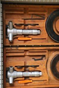 Set Inside Micrometers