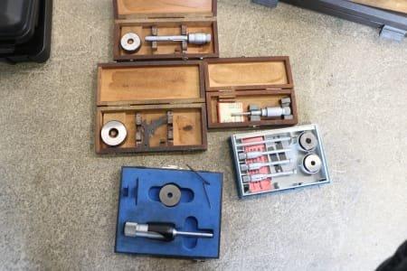 Set Internal Measuring Devices