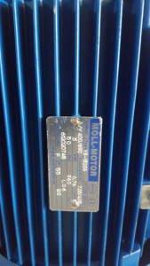 MOLL IEC 132 S6 3,00 kW B3 Electromotor