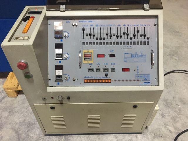 Maquina de inyeccion