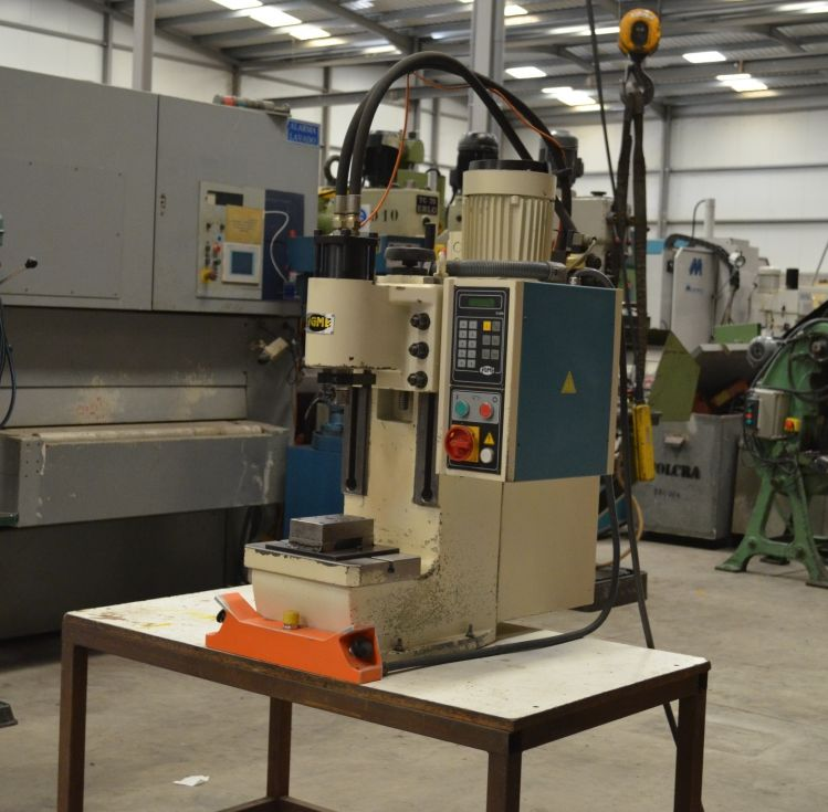 Mini prensa hidraulica