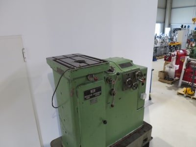 WGW NZH 70 / 650 Keyway Broaching Machine