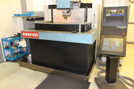 Electroerosionadora por penetración EXERON FORMAXX T103