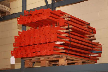 Lot of Bars for Cantilever