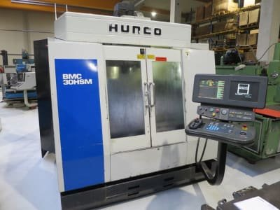 Centro de mecanizado HURCO BMC 30 HSM