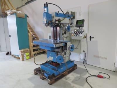 KNUTH BF 5 Universal milling machine