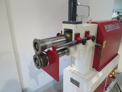OSTAS KMRP 2,5 Flanging machine