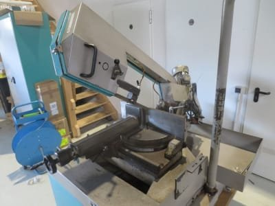 BERG & SCHMID GBS 305 HA-I MPS band saw semi-automatic