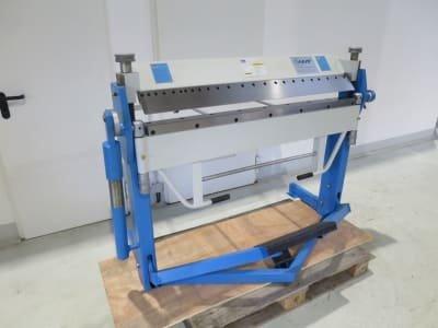 HBM 1270 x 2,0 Segment-bending machine
