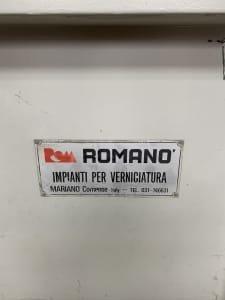 ROMANO Varnishing table