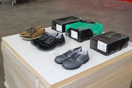SIILI SAFETY Lot of safety-shoes