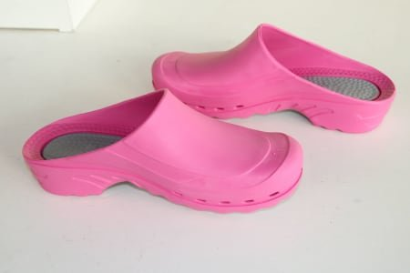 SAFE WAY K 016 Lot of sanitary-shoes