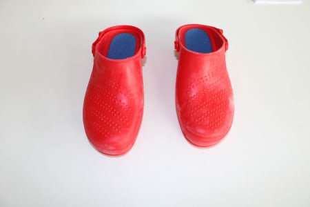 SAFE WAY KG069 Lot of sanitary-shoes