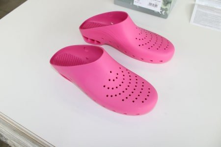 SAFE WAY K036 Lot of sanitary-shoes