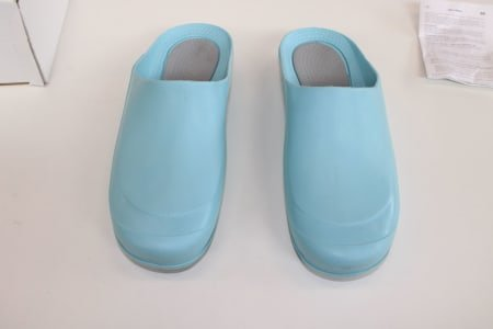 SAFE WAY K018 Lot of sanitary-shoes