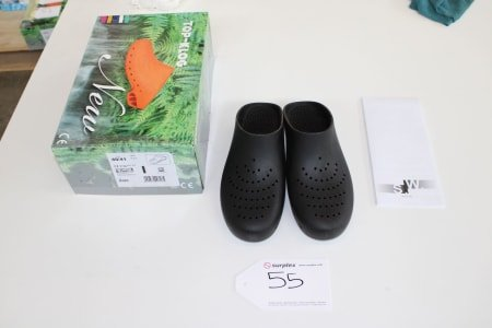 SAFE WAY K053 Lot of sanitary-shoes