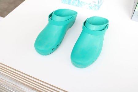 SAFE WAY K053 / KG074 Lot of sanitary-shoes
