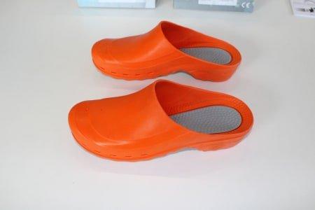 SAFE WAY K027 / K017 Lot of sanitary-shoes