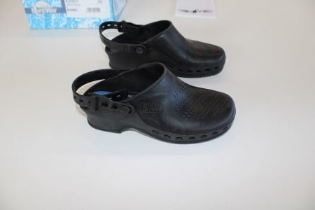 SAFE WAY KG063 Lot of sanitary-shoes