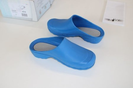 SAFE WAY K015 Lot of sanitary-shoes