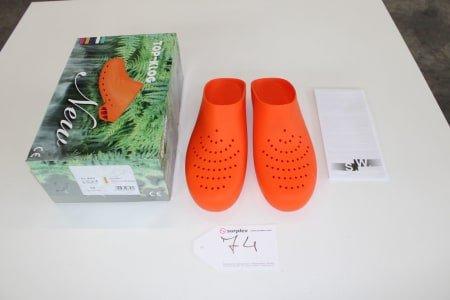Juego de calzado sanitario SAFE WAY K037