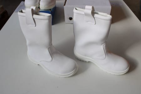SAFE WAY 00S622S2WR/00A714SB Lot of sanitary-shoes