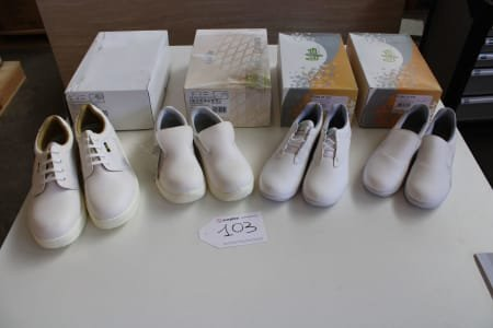 SAFE WAY Lot of sanitary-shoes
