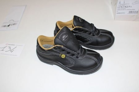 SAFE WAY 00EN219S1 ESD SRC Lot of safety-shoes
