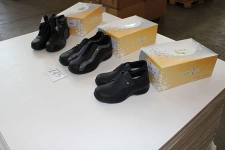 SIILI SAFETY R263 MILLAS1-R453-R293 Lot of safety-shoes