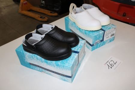 SAFE WAY 00A101-A113 Lot of sanitary-shoes