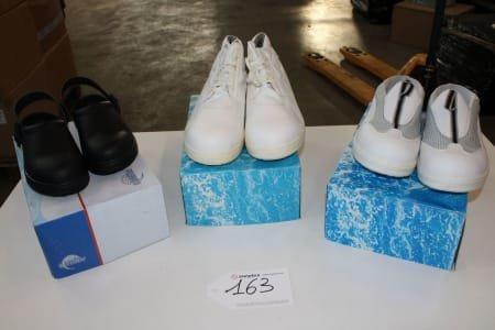 SAFE WAY 00A715-B411-00CS11 Lot of sanitary-shoes