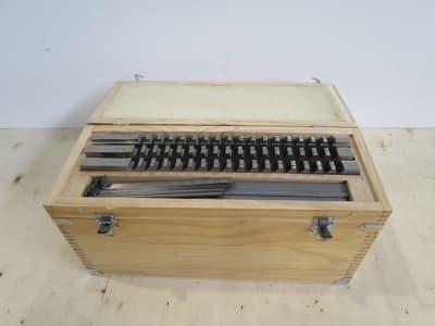 WMT Set 3 Set broaching tool