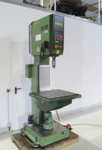 ALZMETALL AC 32 HAST CNC drilling machine