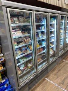 PASTOFRIGOR GENOVA LF BT 1875 3L1 CC Market display freezer
